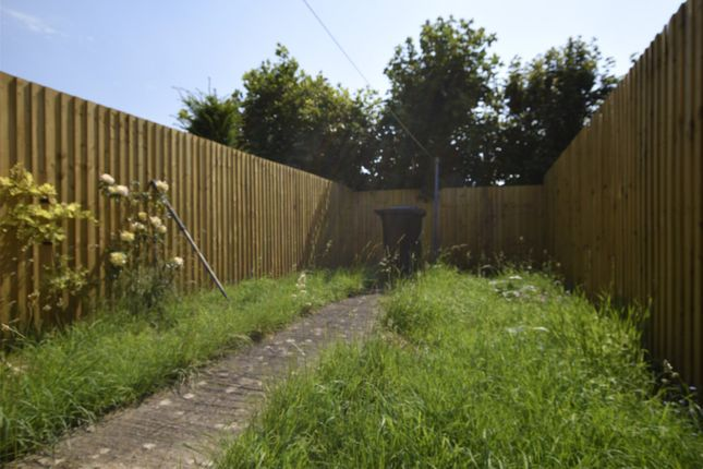 Garden of Grange Court, Hanham, Bristol, Gloucestershire BS15