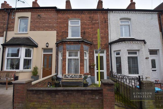 Thumbnail Terraced house to rent in Rosebank Street, Belfast