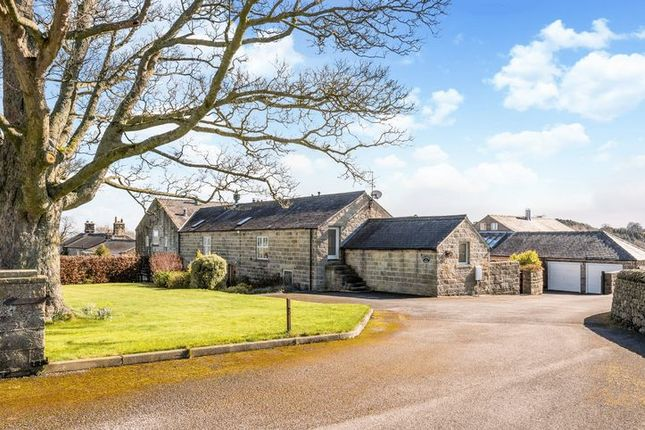 Thumbnail Barn conversion for sale in Clapham Green, High Birstwith, Harrogate