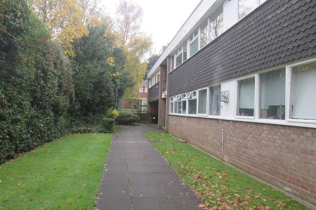 Thumbnail Flat to rent in Estria Road, Edgbaston, Birmingham