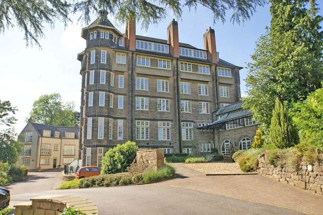 Thumbnail Flat for sale in Rowland Apartment, Rockside Hall, Matlock, Derbyshire