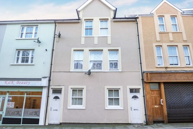 Thumbnail Block of flats for sale in Church Street, Ebbw Vale