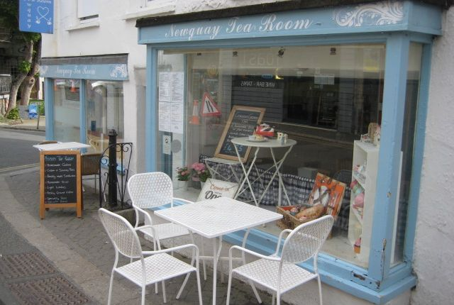 Restaurant/cafe for sale in 2 Central Square, Newquay, Cornwall