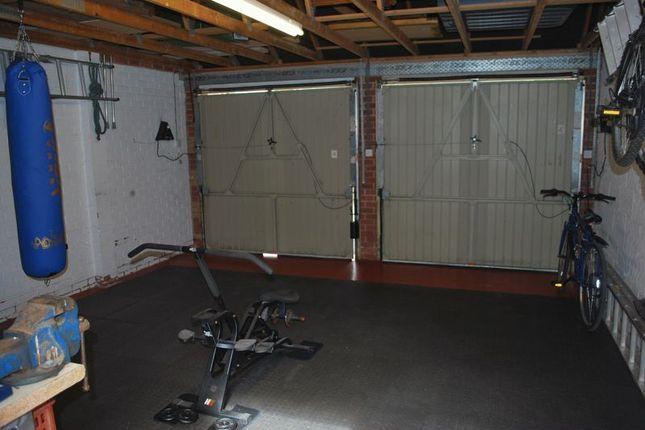 Double Garage of Greenland Avenue, Allesley Green CV5