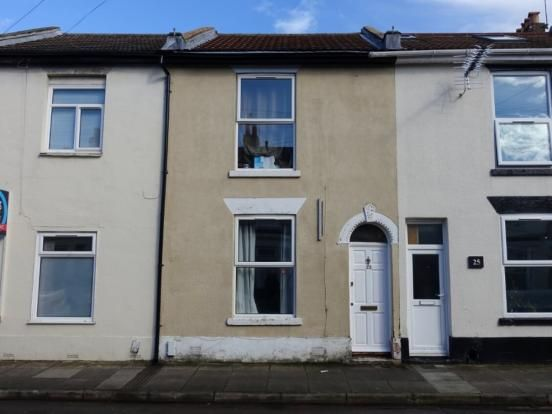 Thumbnail Shared accommodation to rent in Margate Road, Southsea
