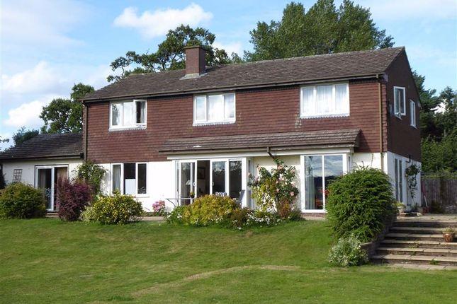 Thumbnail Detached house to rent in Westbury, Shrewsbury