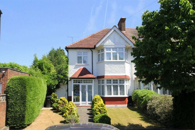 Thumbnail End terrace house for sale in Solna Road, London