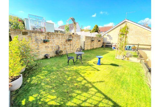 Rear Garden of Coker Crescent, East Street, West Coker, Yeovil BA22