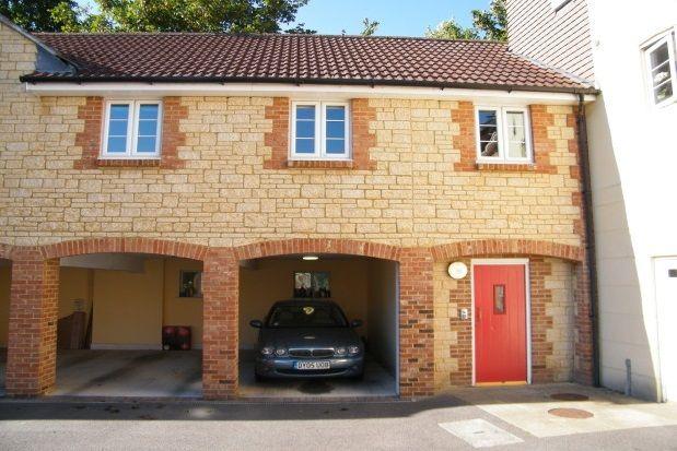 Thumbnail Flat to rent in Pines Close, Wincanton