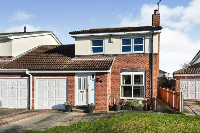 Thumbnail Detached house for sale in Burton Fields Road, Stamford Bridge, York, East Riding Of Yorkshi