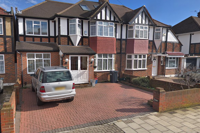 Thumbnail Semi-detached house for sale in St. Pauls Close, Greater London
