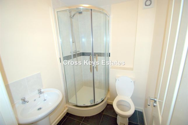 Shower Room of Arundel Crescent, Plymouth PL1