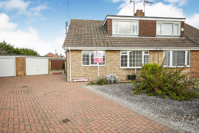 Thumbnail Semi-detached bungalow for sale in Silsden Avenue, Hull