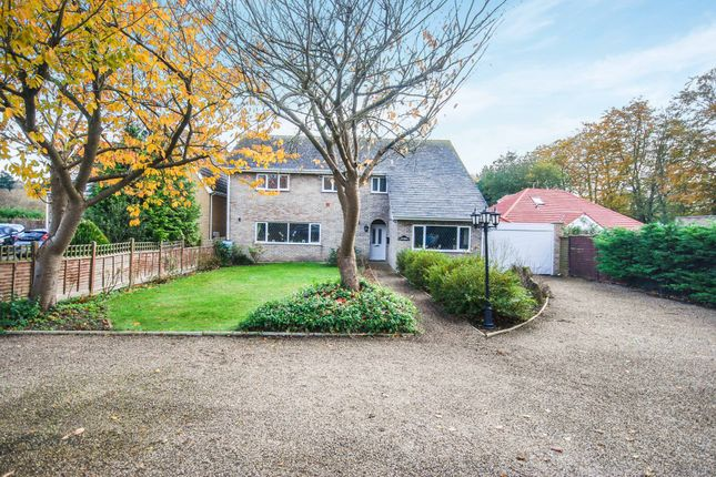 Thumbnail Detached house for sale in Castle Lane, Thetford, Norfolk