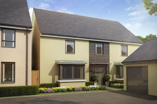 "Thumbnail Detached house for sale in ""Gilthorpe"" at Church Close, Ogmore-By-Sea, Bridgend"