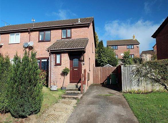 Thumbnail Semi-detached house to rent in Clos Creyr, Meadow Farm, Llantwit Fardre
