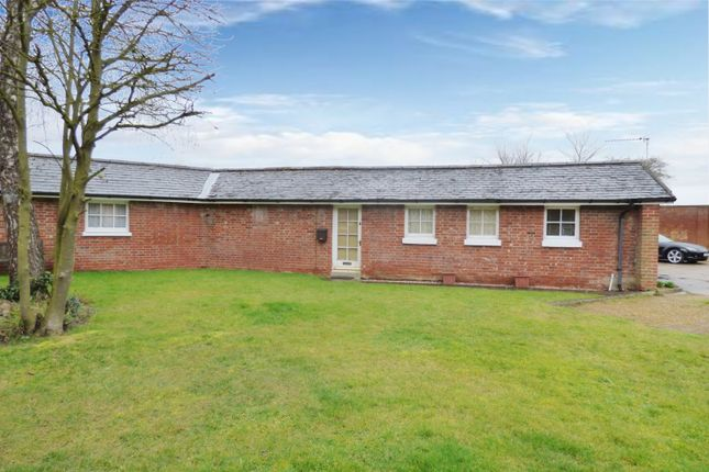 Thumbnail Bungalow for sale in Hillcrest Court, Norwich Road, Pulham Market