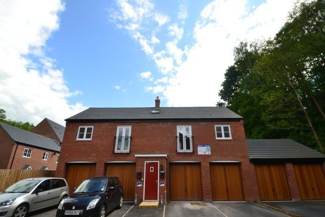 Thumbnail Terraced house for sale in Bath Vale, Congleton