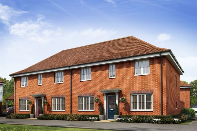 "Thumbnail Detached house for sale in ""The Chedworth"" at Market View, Dorman Avenue South, Aylesham, Canterbury"