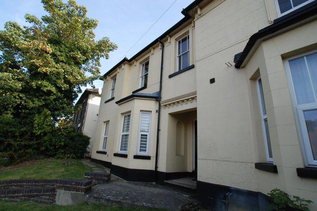 Thumbnail Flat to rent in London Road, Bishop's Stortford