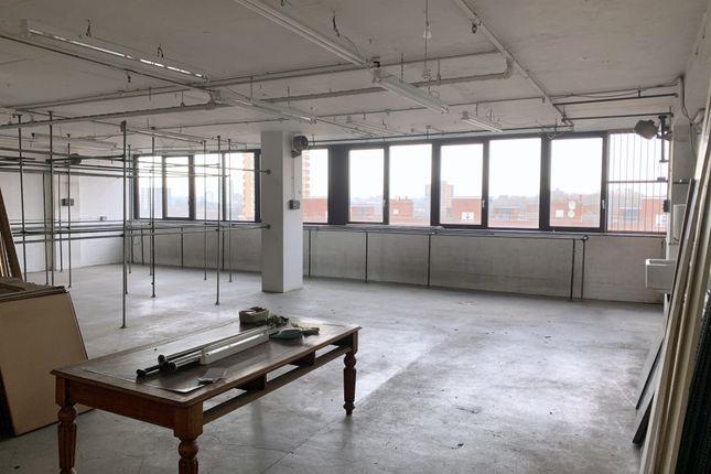 Office to let in Regent Studios, Unit 63, 8 Andrews Road, London