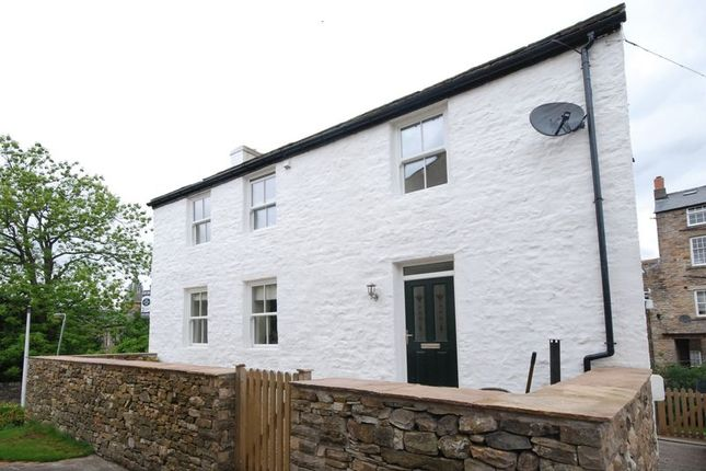 Thumbnail Detached house for sale in Church Road, Alston