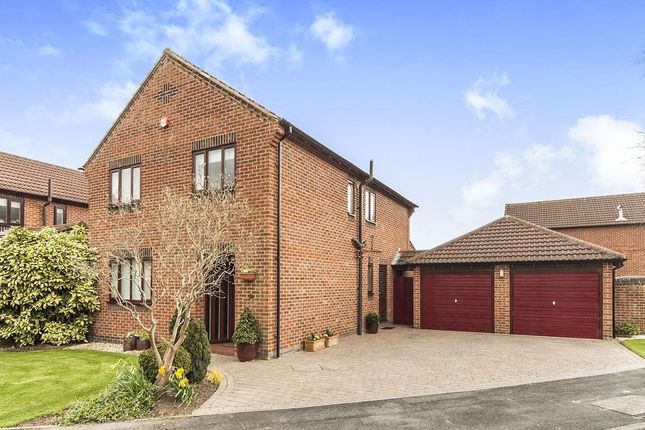 Thumbnail Detached house for sale in Hugill Close, Yarm