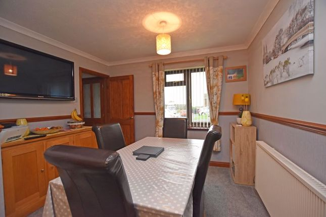 Dining Area of Princess Parc, Indian Queens, St. Columb TR9