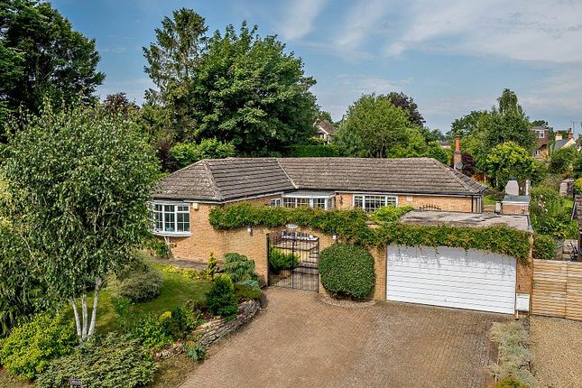 Thumbnail Bungalow for sale in Bowden Road, Thorpe Langton, Market Harborough, Leicestershire