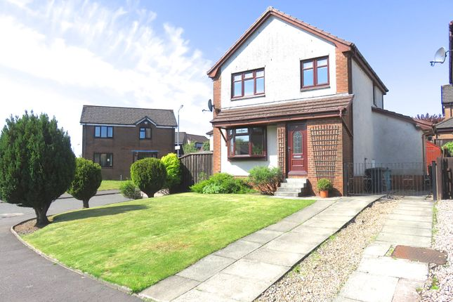 Thumbnail Detached house for sale in Kiltarie Crescent, Airdrie