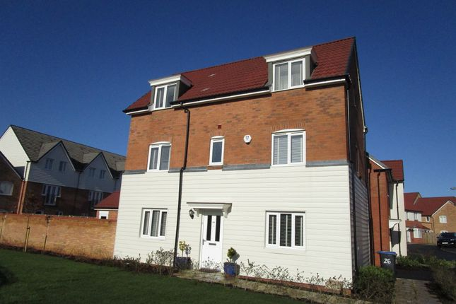 Thumbnail Detached house for sale in Sovereign Place, Hatfield