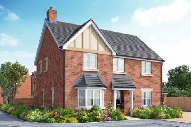 Thumbnail Detached house for sale in Bromham Road, Biddenham, Bedfordshire
