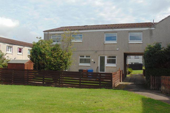 Thumbnail End terrace house to rent in Kenilworth Rise, Dedridge, Livingston, Scotland