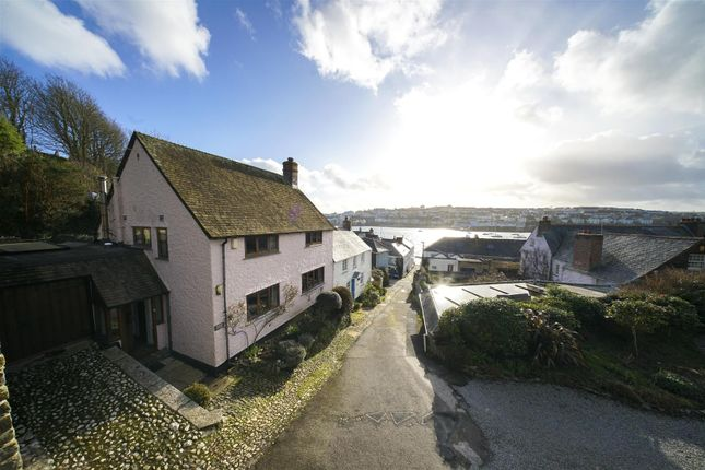 Thumbnail Semi-detached house for sale in Trefusis Road, Flushing, Falmouth