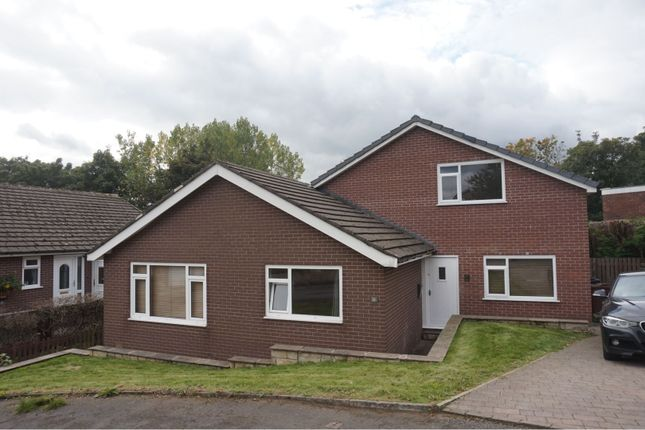 Detached house for sale in Haywards Close, Glossop