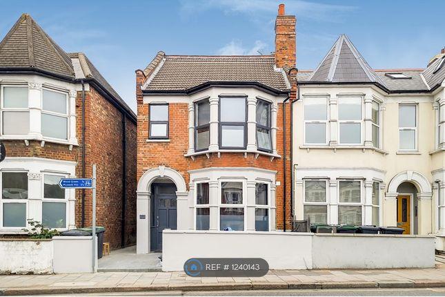 Thumbnail Flat to rent in Westbury Avenue, London