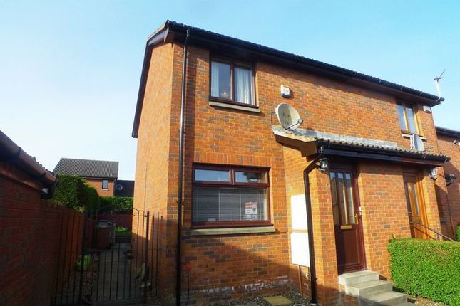 Thumbnail Terraced house for sale in Weavers Crescent, Kirkcaldy