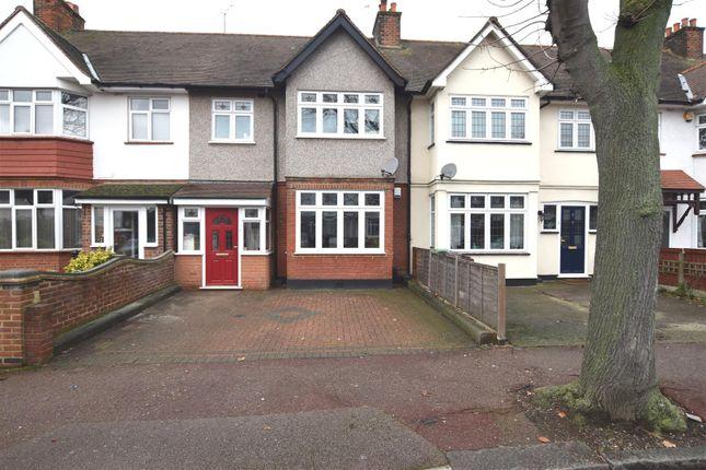 Thumbnail Terraced house for sale in Ashton Gardens, Chadwell Heath, Romford