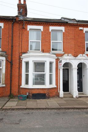 Thumbnail Terraced house to rent in Wycliffe Road, Abington, Northampton