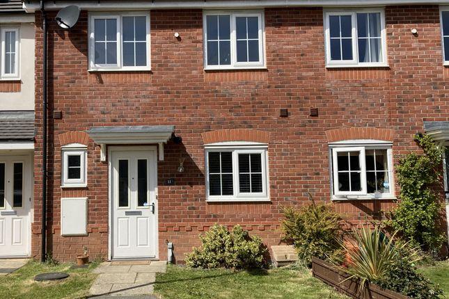 Thumbnail Terraced house for sale in Golygfa Clwyd, Rhyl, Denbighshire