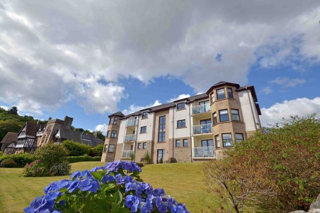 Thumbnail Flat for sale in Marine Parade, Hunters Quay, Dunoon, Argyll