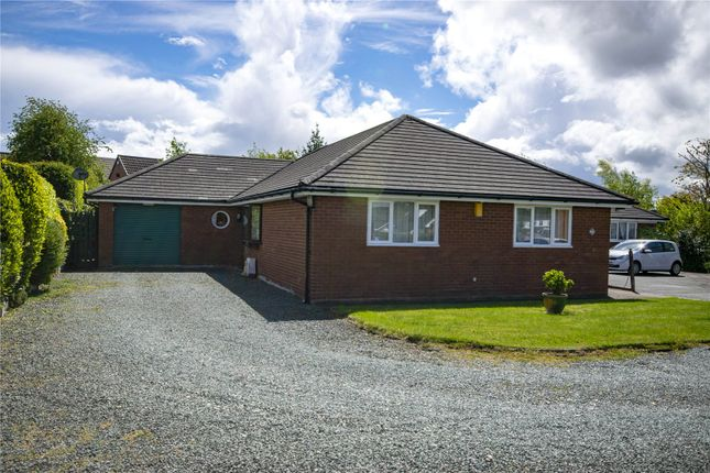 Thumbnail Bungalow for sale in Copper Beech Court, Oswestry, Shropshire