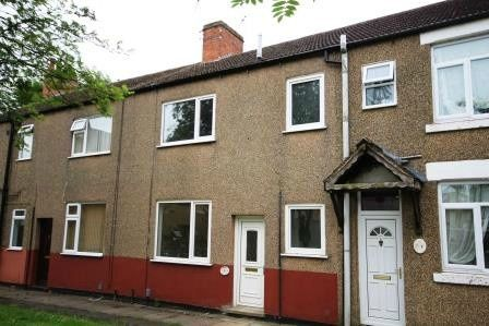 Thumbnail Terraced house to rent in Gold Street, Desborough, Kettering