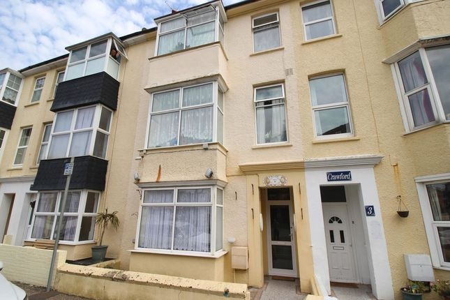 Thumbnail Terraced house for sale in Alexandra Terrace, Clarence Road, Bognor Regis