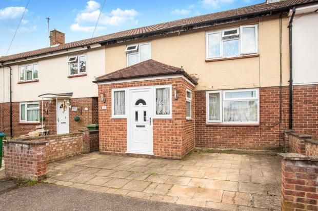 4 bed terraced house to rent in Ivinghoe Close, Watford WD25