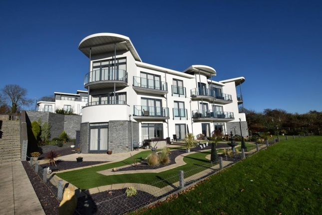 Thumbnail Flat for sale in Berry Head House, St. Marys Drive, Brixham, Devon