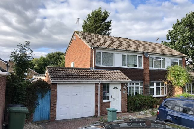Thumbnail Semi-detached house to rent in Caynham Close, Redditch