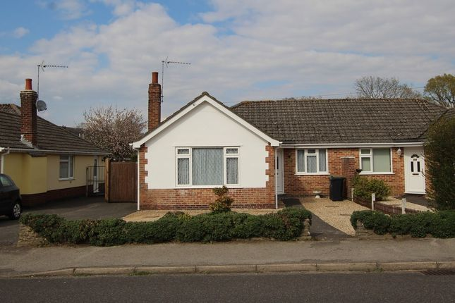 3 bed semi-detached bungalow for sale in Glenmoor Road, West Parley, Ferndown BH22