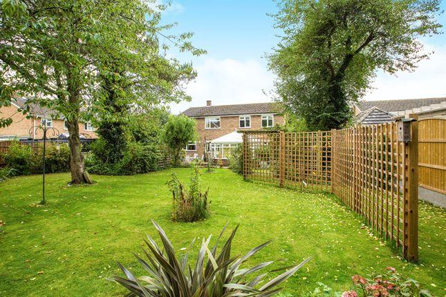 Rear Garden of Southfields, Roxton, Bedford MK44