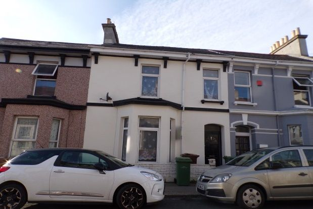 Thumbnail Property to rent in Ilbert Street, Plymouth